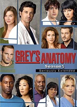 Grey's Anatomy / Анатомия страсти